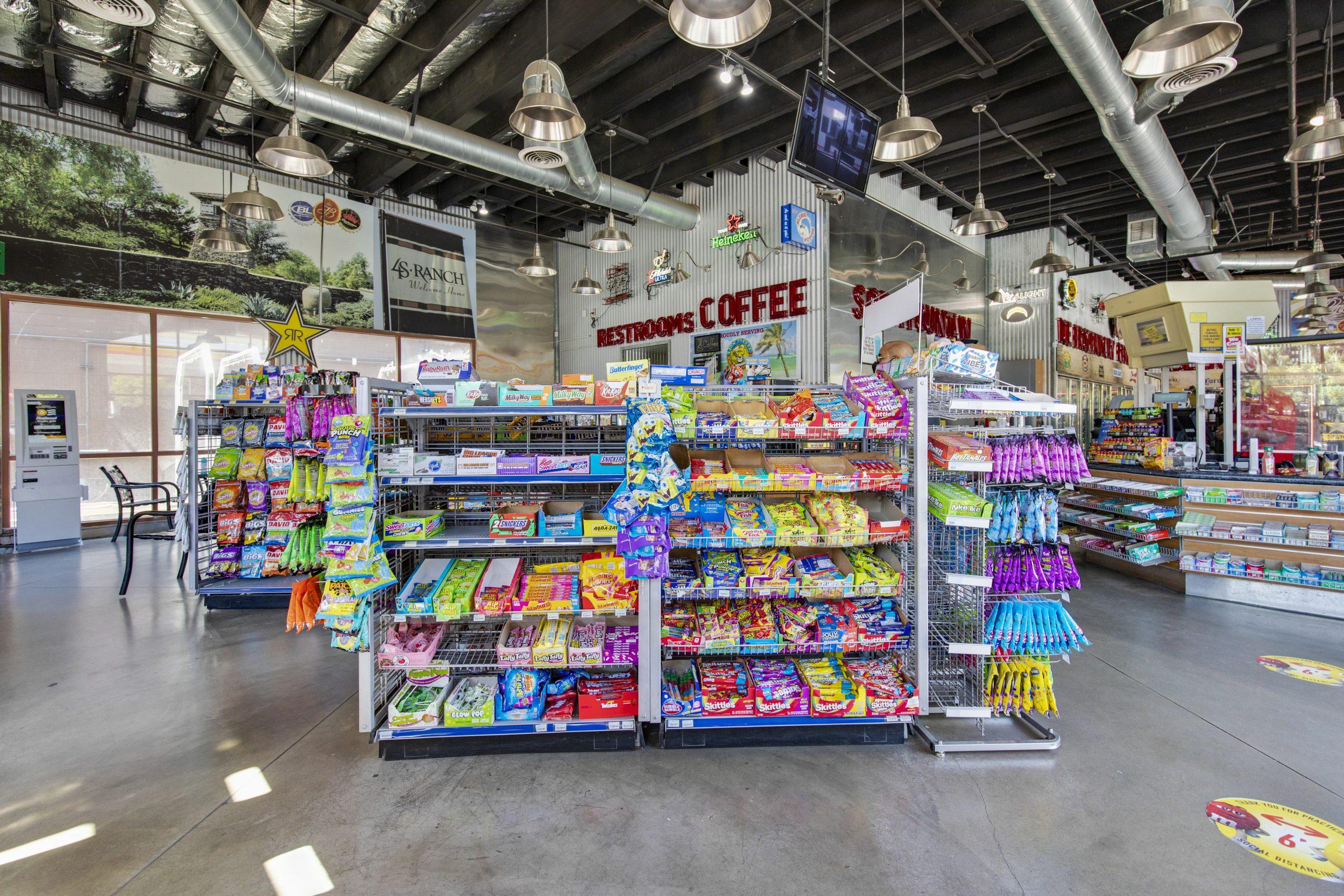 4 S C-store