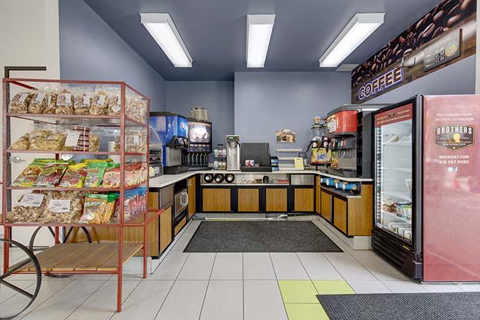 Coffee center-NC